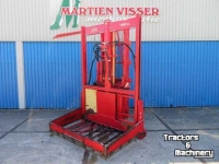 Silage block-cutter Vicon 180 XL Kuilvoersnijder